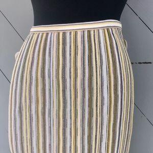 Vintage Missoni Stripe Skirt